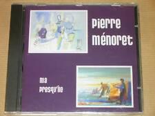RARE CD / PIERRE MENORET / MA PRESQU'ILE / NEUF SOUS CELLO