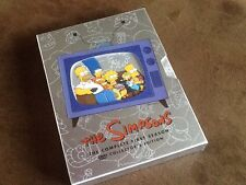 The Simpsons - Complete First Season (DVD, 2009, 3-Disc Set, Collector's Ed)