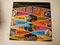 The Greatest Hits From England Vol. 2 - Various Artists - Vinyl LP 1967