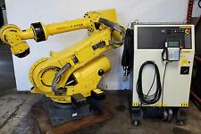 Fanuc R-2000iB 210F Complete Robot System w RJ3iC R30iA Controller - Low Hours
