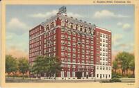 Columbus, GEORGIA - Ralston Hotel - ARCHITECTURE - 1941 - Senior Housing