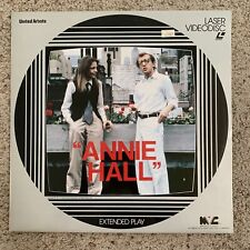 Annie Hall Laserdisc