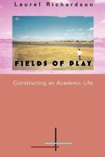 FIELDS OF PLAY - NEW PAPERBACK BOOK