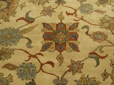10 x 14 High Quality Hand Knotted Egyptian Sultanabad Rug _Veggie Dye Fine Wool