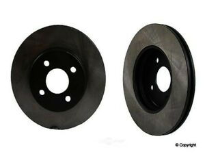 Disc Brake Rotor-Original Performance Front WD Express 405 09097 501