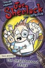 Joe Sherlock, Kid Detective, Case #000002: The Neighborhood Stink-ExLibrary
