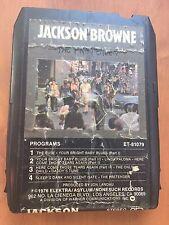 Jackson Browne The Pretender Eight Track Tape 1976