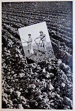 1940 Vorobeichic MOI VER Palestine PHOTOBOOK Jewish BAUHAUS Photomontage ISRAEL