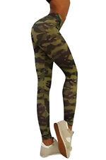 Women's Moisture Wicking Camouflage Leggings - (Medium)
