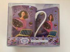 Kent Pottery Fine China Mug and Coaster Chocoholic New in Package