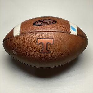 2014 University of Tennessee Volunteers Game Used Wilson GST NCAA Football Vols