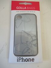 iPhone 4 Golla Bags silver hard case cover