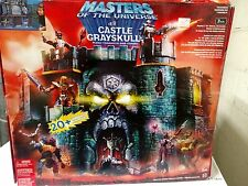Masters Of The Universe Castle Grayskull 2003 He-Man Greyskull NIB