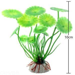 Artificial Plastic Underwater Grass Plants Aquarium Decoration Fake Water Grass