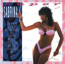 Sabrina - Super ( AUDIO CD in JEWEL CASE )
