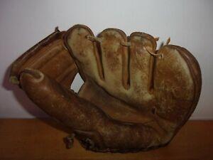 Vintage All Star Hall Of Fame Baseball Glove Pro Model F-1425