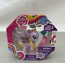 New Hasbro My Little Pony 'Friendship Is Magic' Water Cuties - Lilly Blossom