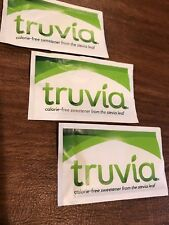 USA Seller 400 Truvia Calorie Free Packets Naturally Sweetners Stevia Leaf Plant