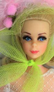 Vintage Barbie Chitty Chitty Bang Bang Truly Scrumptious Francie Doll 1968 #1108