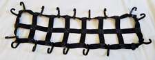 """RC First Cargo Stretch Net 34"""" x 11"""" Universal ATV Black Made in USA 45510 CO"""