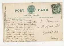 Lennie Devereux Bedford Road Guildford 1905  311a