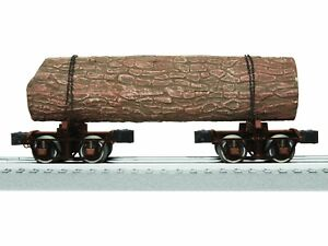 O-Gauge - Lionel 6-84167 Logging Disconnect (Two Pair) - Brown