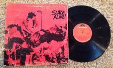 Slade / Alive! -Vinyl LP Record Album- Rock 'n Roll Band - PD-5508 - England UK