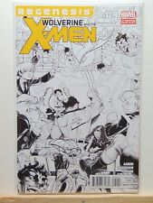 Wolverine and the X-Men #4 2nd Print Variant Edition Marvel Comics vf/nm CB3156