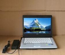 NOTEBOOK i5  portatile fujitsu core i5 , 4gb ram