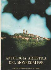 Nino Carbonari: Antologia arftistica del Monregalese  ed.B.San Paolo  FF02