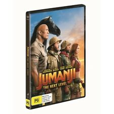 Jumanji The Next Level DVD Region 4