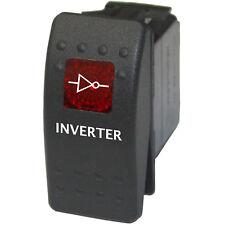 Rocker switch 768 red 12V Daystar ARB INVERTER marine ATV car truck