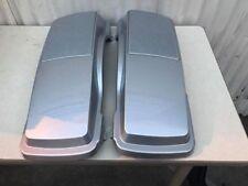 "Heavy duty 6x9"" Saddlebag Speaker Lids Harley HD Street Glide Road King Ultra CV"