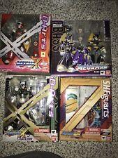 Megaman X Lot Bandai Figures