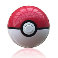 Pokemon Pikachu Go Pokeball Pop-up Game ABS Pet Ball Cosplay Figure Kid Toy 10cm