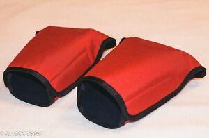 BAR MITTS for Ultralight Hang Glide Micro Light Trike mitten muff hand fairings
