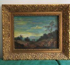 Bilderrahmen 2 Barock Goldfarben hochwertig Deutsche Wertarbeit 36 x 31 cm
