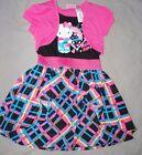 robe neuve etiquetée hello kitty taille 4-5 ans