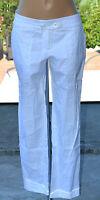 KENZO - Très joli Pantalon blanc -Taille 40 - EXCELLENT ÉTAT