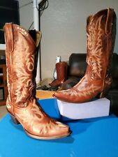 $480 Old Gringo Sharon L2022-2 Heavy Rust Cowgirl Boots Size 9.5B US Women's Sz.