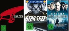 14 DVDs * STAR TREK STARDATE COLLECTION (FILME 1-10) + DVD 11+12 SET # NEU OVP+