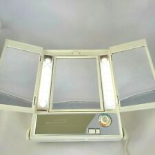 Vintage Lighted Makeup Mirror For Sale Ebay