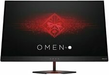 """NEW : HP OMEN - 27"""" IPS LED QHD FreeSync+G-Sync Compatible Gaming Monitor"""