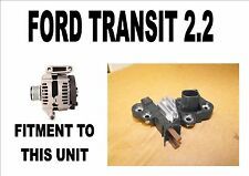 NEW ALTERNATOR REGULATOR FOR FORD TRANSIT 2.2 DIESEL 2006-12 BOSCH 0121615002