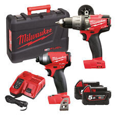 Milwaukee Cordless/Battery Power Tool Combo Kits & Packs