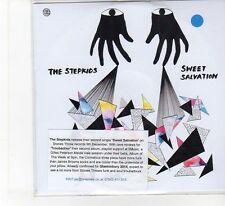 (FB308) The Stepkids, Sweet Salvation - 2014 DJ CD
