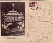 Cartolina d'epoca - NOTO Siracusa - URNA S. CORRADO