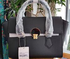 Genuine Brand New Vivienne Westwood Opio Medium 131126 Black Shoulder Bag