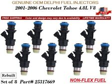 Fuel Injectors for 2001 Chevrolet Tahoe for sale | eBay