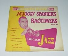MUGGSY SPANIER'S RAGTIMERS Chicago Jazz Vol 2 COMMODORE LP